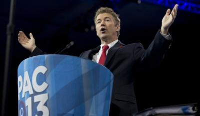 Rand Paul FULL CPAC Speech 2013 - Attacks Obama on Civil Liberties