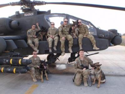 Michael Savage Helps Reunite Wounded Soldier With K-9 Partner