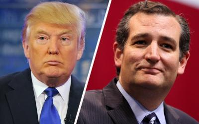 Trump buries bitter rival Cruz in farewell to Cleveland