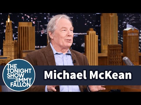 Spinal Tap's Michael McKean on Tonight Show