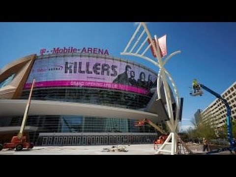 Will new arena in Vegas draw an NHL team?