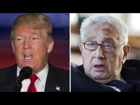 Donald Trump to meet with Henry Kissinger