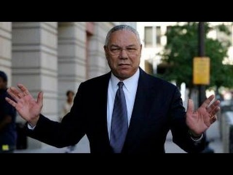 Powell denies advising Clinton to use private email server