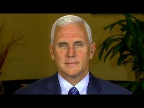 Pence: Trump will begin a dialogue, relationship with Mexico