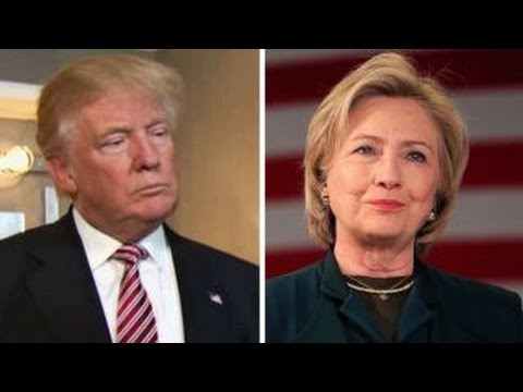 Trump: It's almost like Clinton can do whatever she wants